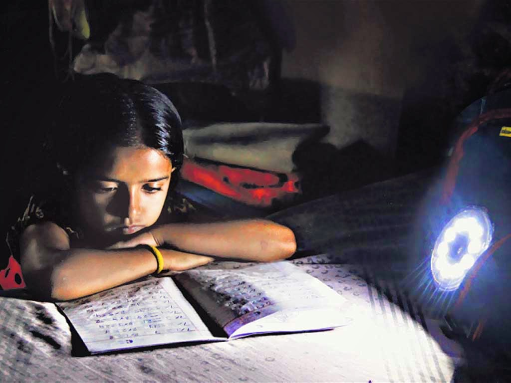 School Bag Solar Lights – an Old Idea Reborn