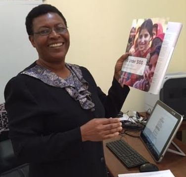 Bertha Mjawa, Agriculture Expert in Tanzania, Meets 100 Under $100